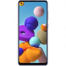 گوشی موبایل سامسونگ مدل Galaxy A21S SM-A217F/DS دو سیم‌کارت ظرفیت 64 گیگابایت
